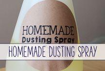 Dusting spray / Easy