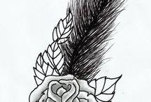Tattoo ideas / tattoos, ideas, ideias, design tattoo