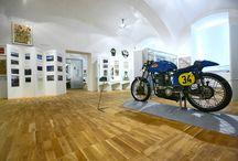 """Regional Museum - Litomyšl - CZ / posa di parquet all'interno con prodotti della gamma """"ECO"""" Mapei."""