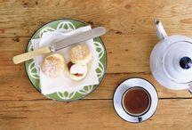 morning & afternoon tea