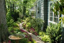 Outdoor Ideas / All things outdoors........gardens and landscape.