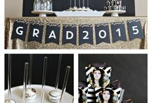 Grad party / by Eryn Anderson