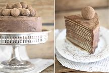 Food - Cakes / by Nadia Nel