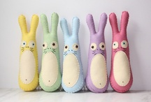 Easter Bunnies for the kids