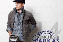 Men's Eco-Fashion / by Ecouterre
