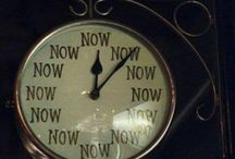 Time/ tijd / by Wilma van Oostenbrugge