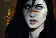 "Dragon Age: ""Halla!"" If you're a fan! Hehehe / Dragon Age, Dragon Age, and more Dragon Age as well as an undeniable bias towards a certain brooding elf... / by Rachel Quirke"