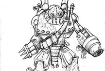RABBIT / Concept Vixens IGG Heavy Weapons