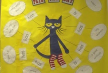 Pete the Cat / by Trina Poston