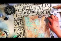 Art Journaling-Tutorials