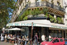 Eat our way through Paris / by Nicole Dybenko