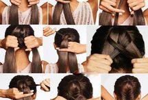 Hair Tutorial / all about hair