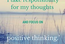 POSITIVE AFFIRMATIONS / Teach Your mind a wonderful new concept so You can let go of Your old, negative beliefs!