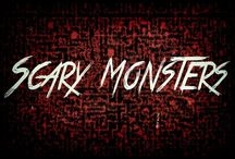 My Scary Monsters / All about 'Scary Monsters'