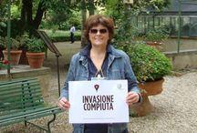 """Invasioni Digitali 2013 / Invasione organizzata il 28/4/2013 all'Orto Botanico durante """"La caccia al tesoro verde"""""""