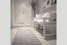 előszoba és pad