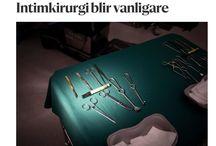 Intimkirurgi / Vår plastikkirurg Riikka Veltheim blev intervjuad av Hufvudstadsbladet. Här kan du läsa hela artikeln.