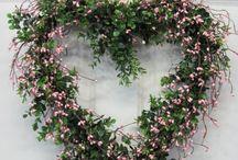 Wreath / Ovikranssi