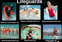 Life guarding