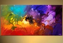 Art I Love / by Tara Campbell