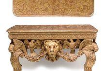 1750's furniture