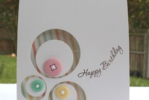 cards | circles / by Kerrie Gurney