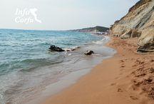 SOUTH BEACHES - ΝΟΤΙΕΣ ΠΑΡΑΛΙΕΣ / Όλες οι παραλίες από τη νότια Κέρκυρα.