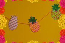 KnutselTV - knutselen voor je tuin / De knutselzussen maken hun tuin graag mooi! Met deze knutsels!