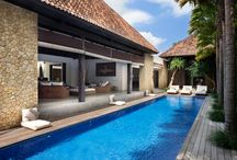 Indonesia-Bali / The mere mention of Bali evokes thoughts of a paradise. It's more than a place; it's a mood, an aspiration, a tropical state of mind. Bali is an island known for its forested volcanic mountains, iconic rice paddies, beaches and coral reefs.