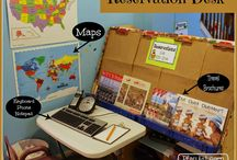Dramatic Play Spaces