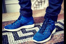 All about sneakers / The showpiece of a man's wardrobe