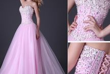 Prom/formal dresses / by Jordan Palmer