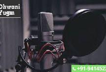 Hindi Voice Over Services India, Voice Over Actor, Studio, Artist, India