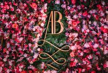 FLOWER WALLS / Luxury Flower Wall