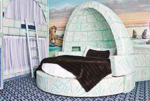 Theme Hotels / by Velvet Washington