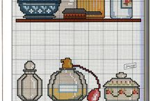 cross stitch parfums