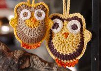 crochet - trivia / háčkované drobnosti