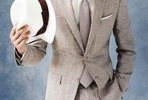 Linen suit for A