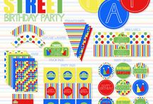 Sesame Street party / by Kathie Crowther