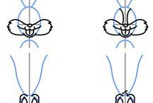 diseño de animales o furries (skectch)
