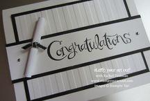 Graduation cards / by Dori Edwards