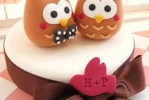 Wedding Cakes Topper