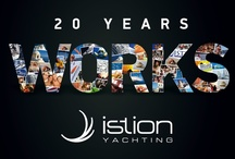 The 20 years WORKS party by ISTION Yachting