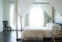 Bedrooms / by Larebour Inc. - Cecilia Reboursin