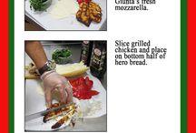 Giunta's Meat Farms Recipes / Breakfast, lunch, dinner and dessert recipes from Giunta's Meat Farms.