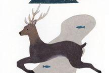 Bird & Animal themed Drawing & Design