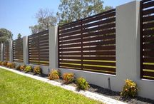 fencing and boundary