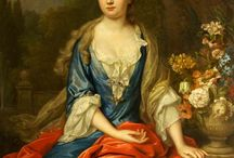Ladies Hair = Restoration! / God save the King! All of the best hair and wigs of the mid to late 17th century