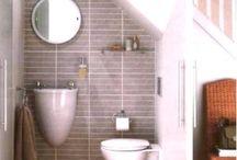 1/2 bathroom  / by Zachary Schneider