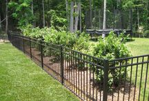Aluminum Fence Projects